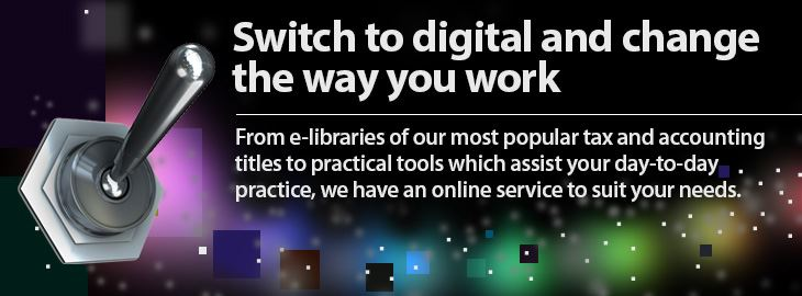 Switch to digital and change the way you work