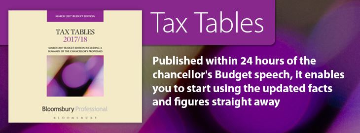 Tax Tables 730x270