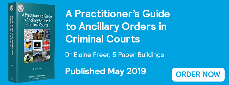 A Practitioner's Guide to Ancillary Orders Website Banner - Order Now