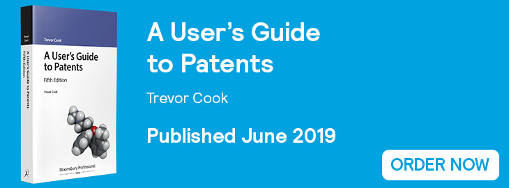 A User's Guide to Patents, Fifth Edition