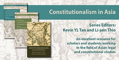 Constitutionalism in Asia Series