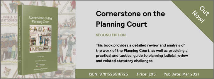 Cornerstone on the Planning Court