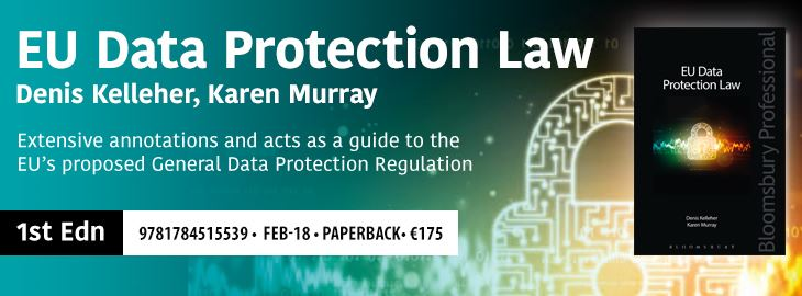 EU Privacy Protection Law