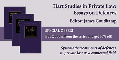 Short Essays For High School Students This Series Offers A Systematic Treatment Of Defences In Private Law As A  Connected Field It Addresses Tort Law Unjust Enrichment Contract Law And  Equity  Essays Papers also Mental Health Essay Bloomsbury Professional  Hart Studies In Private Law Essays On  How To Write Proposal Essay