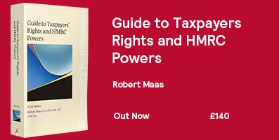 Guide to Taxpayers Rights Website Banner 2018