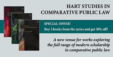 Hart Studies in Comparative Public Law