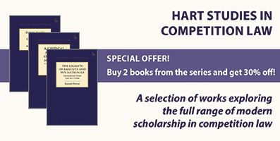 Hart Studies in Competition Law Image