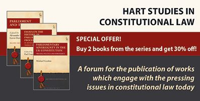 Hart Studies in Constitutional Law