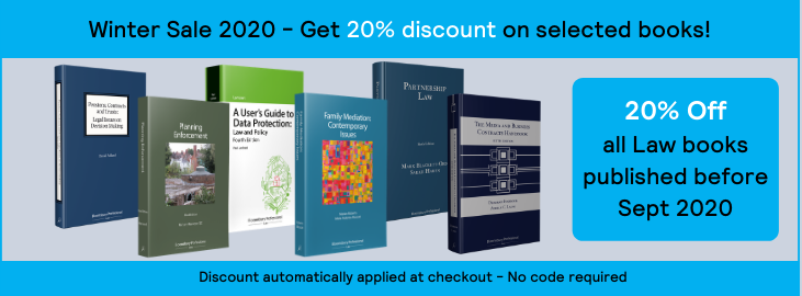 20% BP Law Book Sale (Ext to Sept 2020) 2