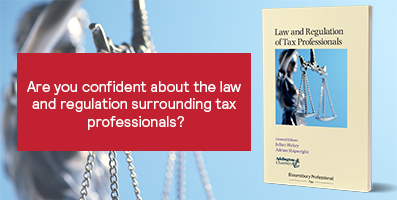 Law and Regulation of Tax Professionals 397x200