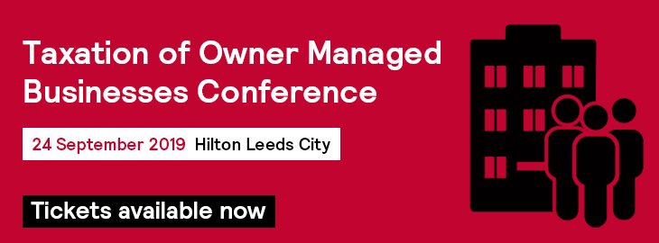Taxation of Owner Managed Businesses Tax Conference - General Sale