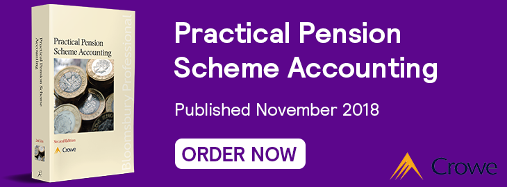 Practical Pension Scheme Accounting Order Now Website Banner
