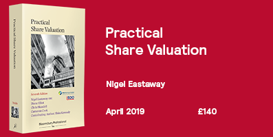 Practical Share Valuation Internal Website Banner