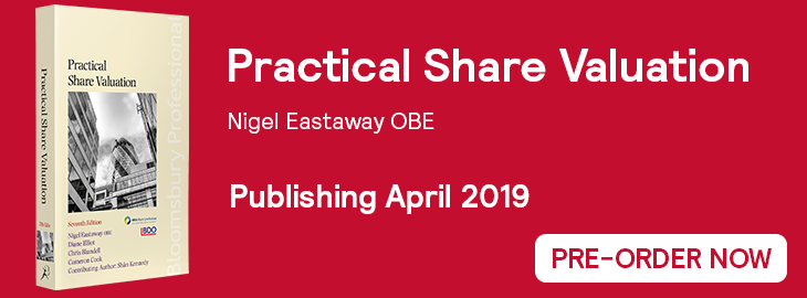 Practical Share Valuation - Pre-Order Now