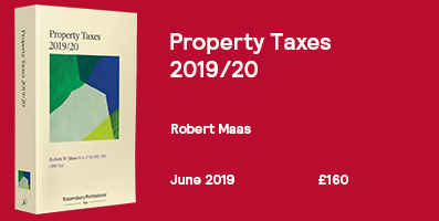 Property Taxes 2019-20 Internal Website Banner
