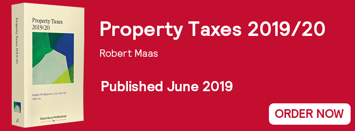 Property Taxes 2019/20 Website Banner - Order Now