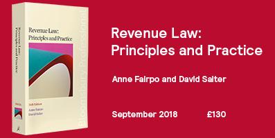 Revenue Law Internal Banner 2018