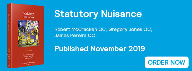 Statutory Nuisance Order Now Website Banner