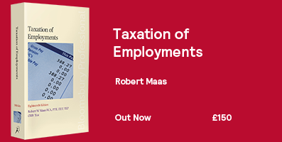 Taxation of Employments Website Banner 2018