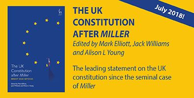 UK Constitution after Miller