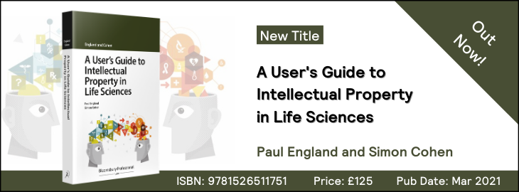 A User's Guide to Intellectual Property in Life Sciences