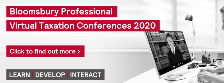 Virtual Taxation Conferences 2020