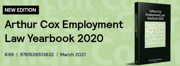 2020 Arthur Cox Employment Law Yearbook