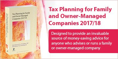 Tax Planing for Family and Owner-Managed Companies