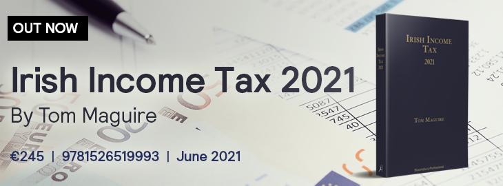 Irish Income Tax 2021
