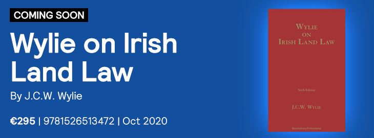 Irish Land Law Coming Soon