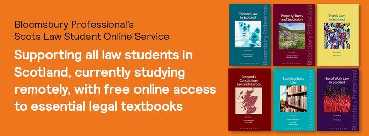 Scots Law Student Online Service